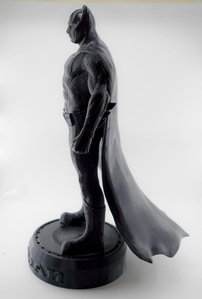 배트맨 46Cm 짜리, 드디어 출력완성