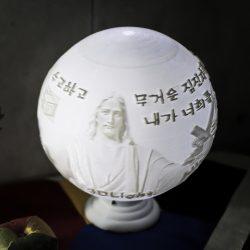 ((맞춤상품)) Ball Type 3D Light(이미지+음성모듈+USB충전/티라이트)