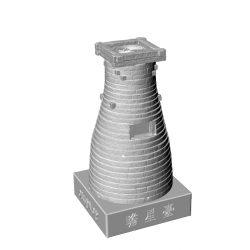 ((기획상품))경주 첨성대 3D Light(음성모듈+문구삽입+USB충전)