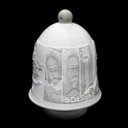 ((맞춤상품)) 종형 3D Light(이미지+음성모듈+USB충전/티라이트)